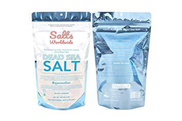 Using Dead Sea Salt