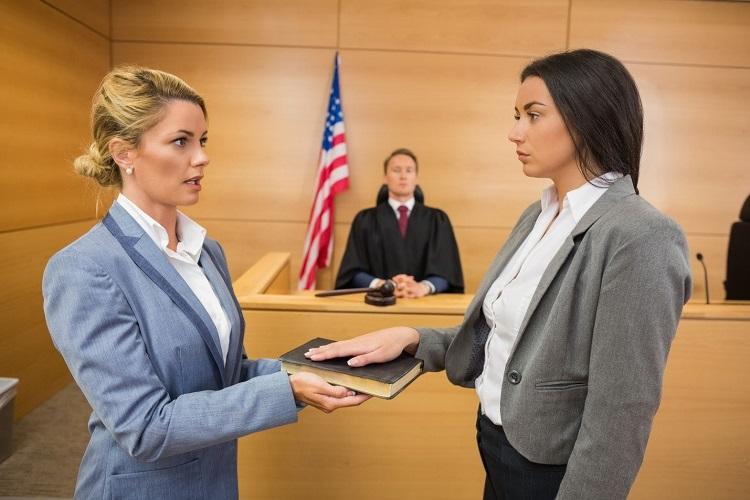 Criminal Dfense Attorney